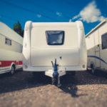 Reparation af campingvogne på Sjælland
